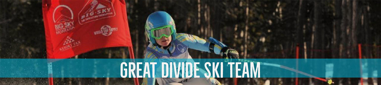 Great Divide Ski Team